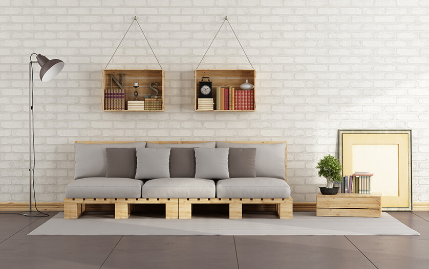 fabriquer des meubles en palette