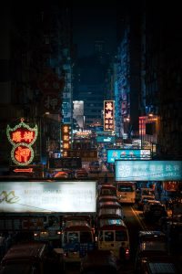 moving to hong kong street view