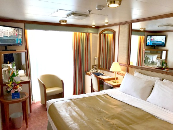Ruby Princess Balcony Room Lobster Dinner Reluctant Entertainer