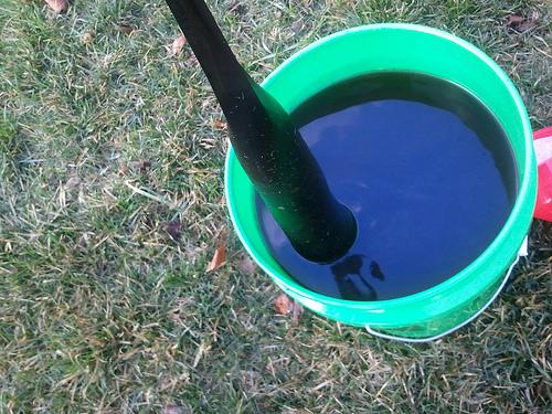 Compost Tea from Worm Poop (1/2)