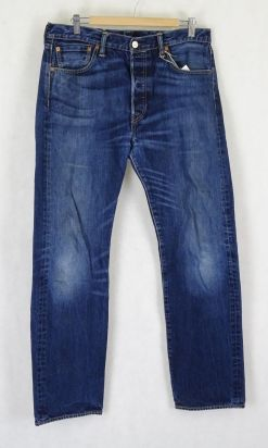 Levi Straight Cut Denim Jeans 34