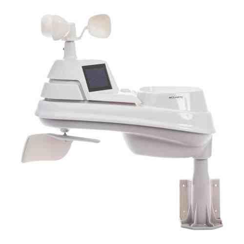 Sensor meteorológico AcuRite 06014 PRO + 5 en 1 con pluviómetro
