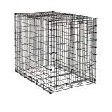 MidWest, funda para mascotas de una puerta, serie Starter, 54 por 35 por 45 pulgadas