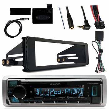 8. Juego de receptor estéreo inalámbrico Bluetooth Kenwood