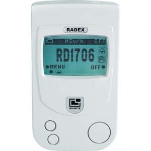 RADEX RD1706 Detector de radiación profesional