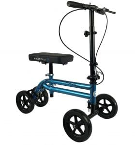 NUEVO KneeRover Economy Knee Scooter Walker Rodillera ajustable