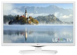 Televisor LED 720p 24 pulgadas LG 24LJ4540-WU