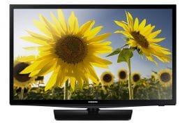 Televisor LED inteligente Samsung UN24H4500 de 24 pulgadas y 720p
