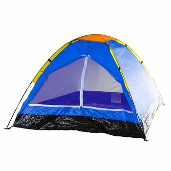 3. Tienda de campaña y bóvedas para acampar con bolsa de transporte de Wakeman Outdoors