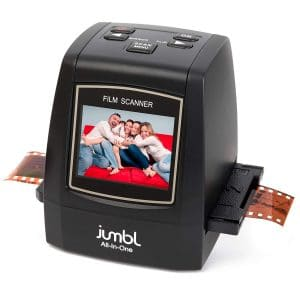 Convertidor de película digital y escáner de diapositivas KODAK SCANZA