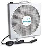 Venture-Tastic Venture 01100WH Brisa sin fin - Ventilador de 12 voltios