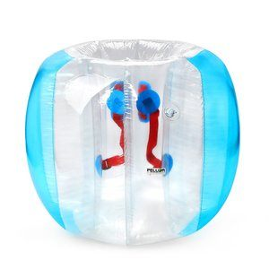 7. Pellor inflable burbuja de parachoques