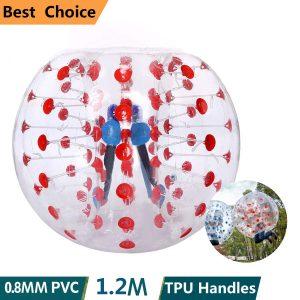bola de parachoques inflable de shaofu