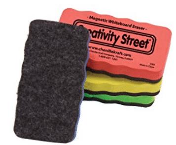 Street Creativity Street Chalk y Whiteboard Eraser