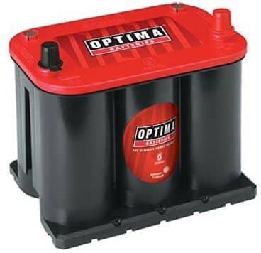 Las mejores baterías de auto