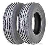 2 nuevos neumáticos de remolque Grand Ride Premium ST 175 / 80R13, rango de carga ...