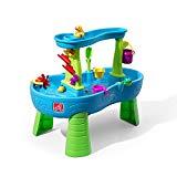 Step2 Estanque de salpicaduras de agua | Juego infantil con 13 accesorios.
