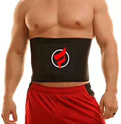 Plus Size Fitru Ab Cinturón de pérdida de peso Cinturón para mujeres y hombres