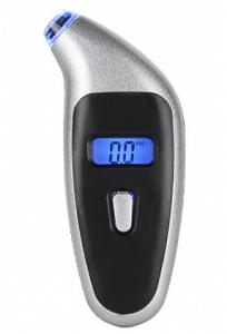 Manómetro digital con cuerpo de metal 150PSI - Manómetro digital