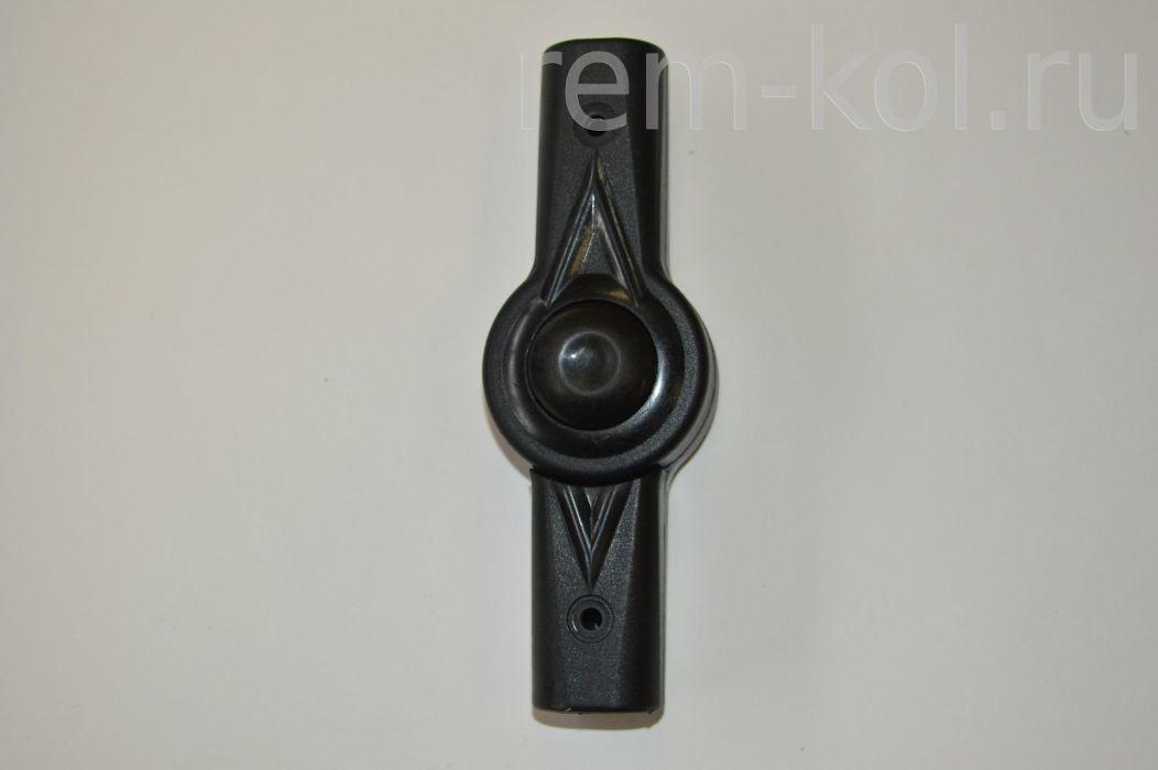 Регулятор ручки Alis (Шарнир) Круг-Круг, чёрный