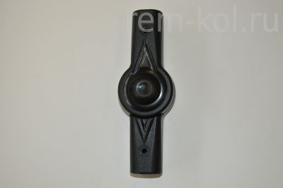 Регулятор ручки Jedo (Шарнир) Круг-Круг, чёрный