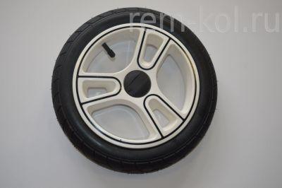 Колесо на 12 для коляски Vikalex Cochinella