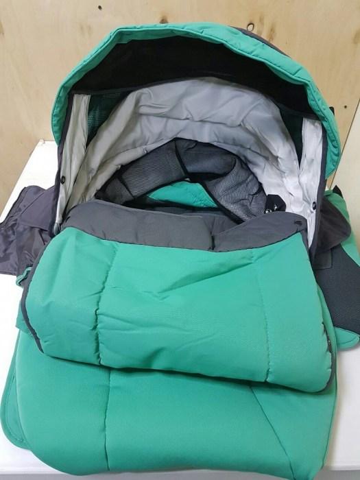 Ткань (одежда) для коляски Capella S901, S802, S802