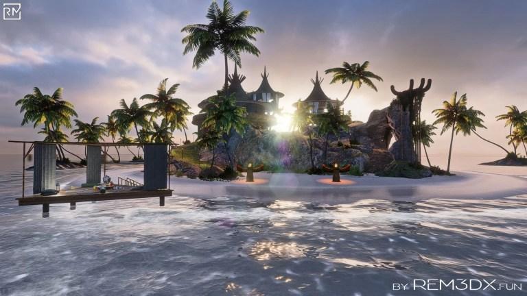 """""""Safe Paradise"""" Already available"""