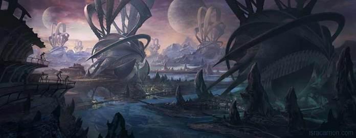 alien world w rah zhvmit