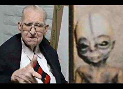 Επιστήμονας της περιοχής 51: Οι εξωγήινοι είναι αληθινοί!