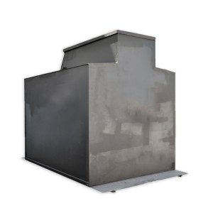 RemainSafe 6x8 In-Ground Exterior Storm Shelter