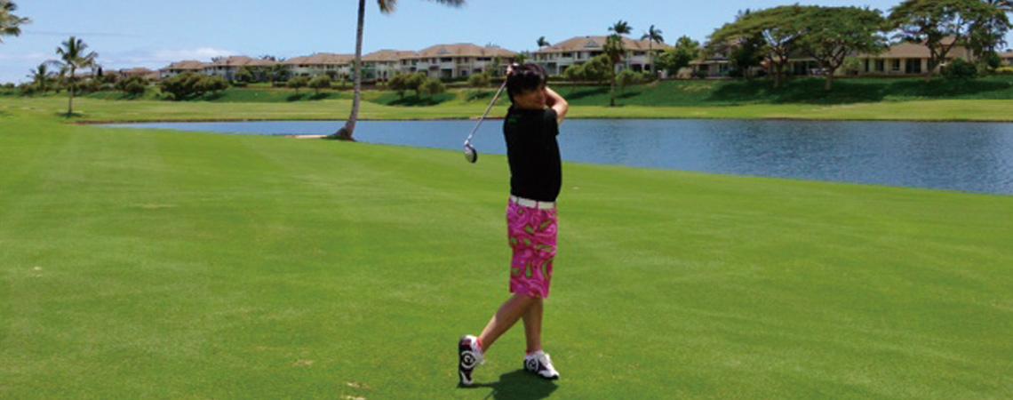ゴルフスイングは個性のかたまり