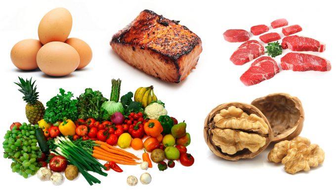 ダイエット中の食事で必要な栄養素