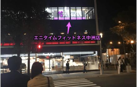 エニタイムフィットネス中洲店