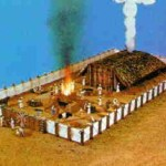 El santuario celestial en miniatura