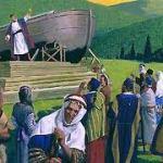 """""""Cómo fue en los días de Noé"""""""