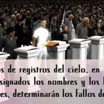 CRISTO EN EL SANTUARIO –  LOS 3 LIBROS DEL JUICIO