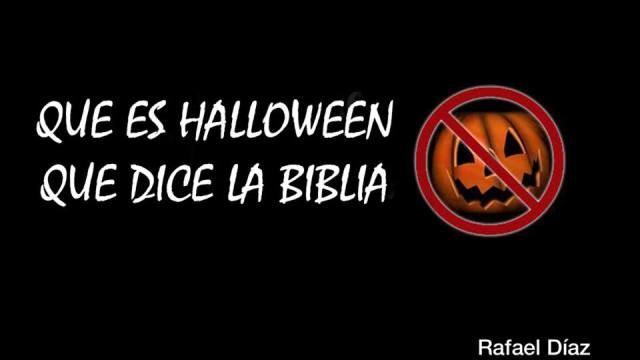 ¿Debe un cristiano celebrar Halloween?