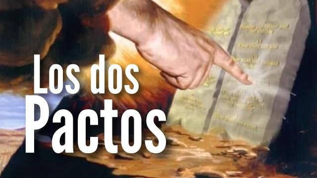 Los dos pactos | Rafael Diaz