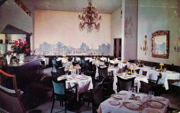 Sans Souci Restaurant Washington Dc