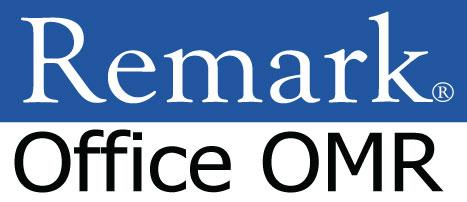 Remark Office OMR - Software para leitura e correção automática de provas