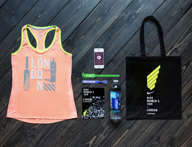 Elle Linton Nike kit