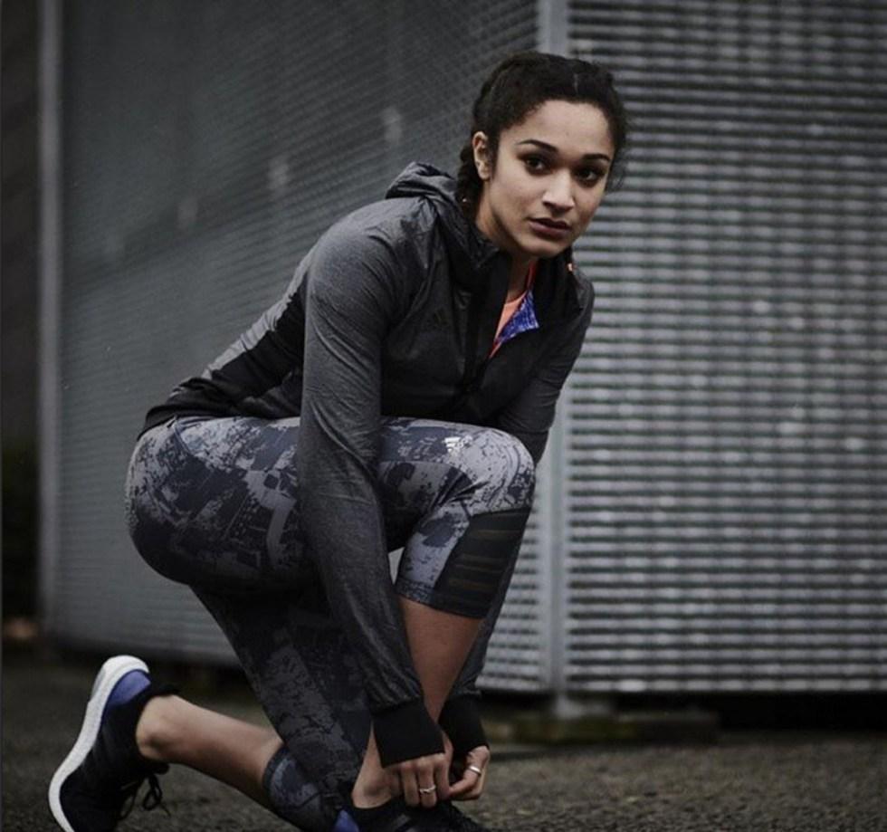 Jodie Williams Sprinter adidas