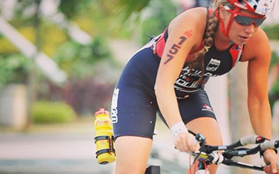 Amy Kilpin - Triathlete