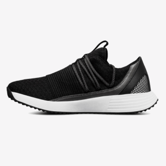 Under Armour Breathe Lace Training Shoes - Black