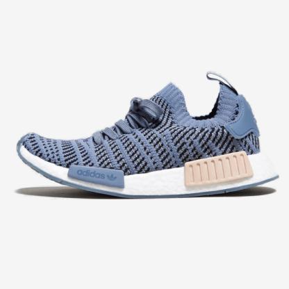 adidas-NMD_R1-STLT-Primeknit-Shoes-Blue 2019