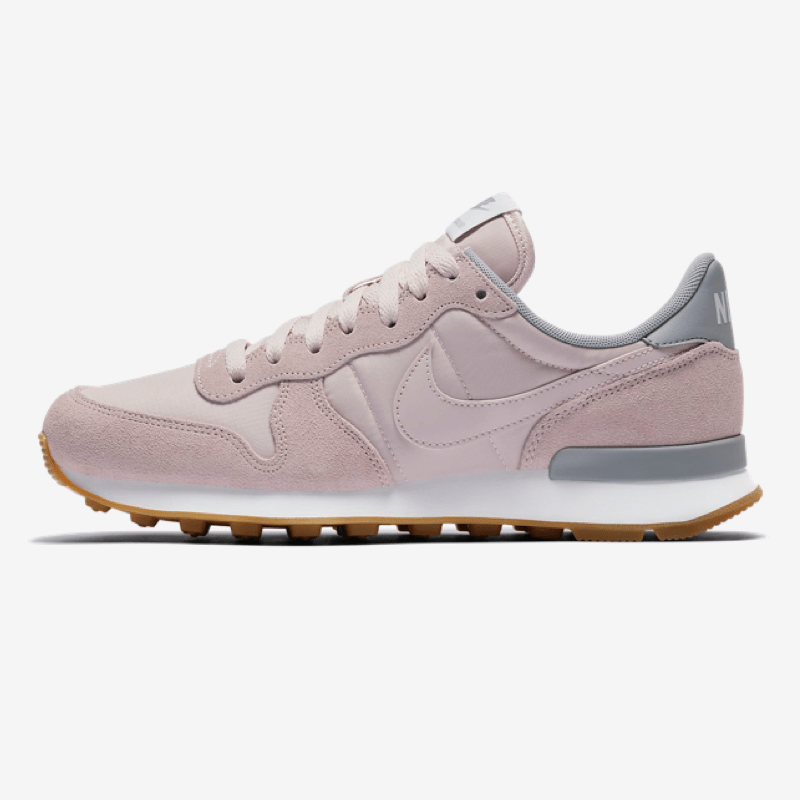 Nike Internationalist Barely Rose (Pink) Women's Shoes
