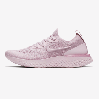 Nike Epic React Flyknit Shoe - Pink