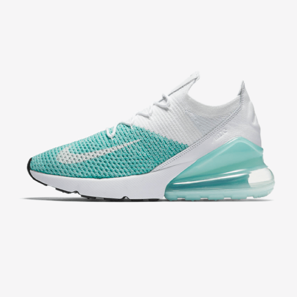 Nike Air Max 270 Flyknit Igloo shoes