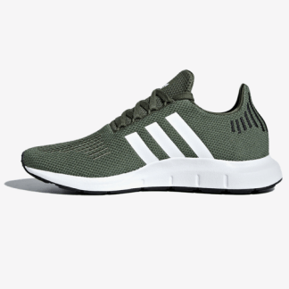 adidas Originals Swift Run - Green - AQ0866